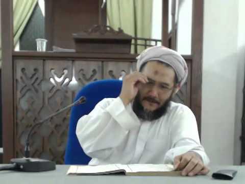 Kuliah Maghrib (8 Feb 2013) Ust Mashadi Masyuti - Bab Kelebi