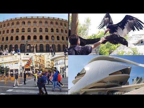 VALENCIA, CATALONIA, SPAIN. Visit Valencia - perfect travel destination