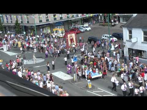 Kirkham Club Day Video 2014 filmed with panasonic x800
