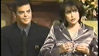 Sonny and Brenda - ELQ board meeting and Quartermaine Dysfunction, 1996 (old scool GH!) Video