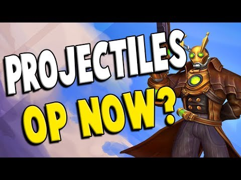 Paladins OB53 Patch Overview - Projectiles OP Now?!