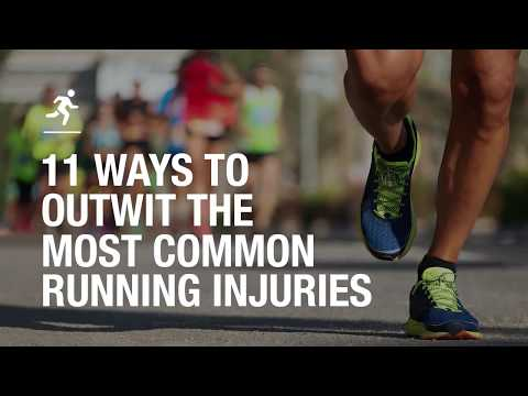 11 ways to outwit the most common running injuries