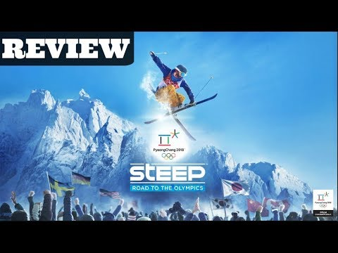 Steep Winter Games Edition/Road To The Olympics | Review
