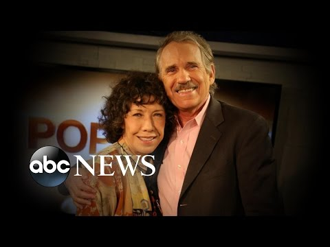 Lily Tomlin Interview 2015 on 'Grandma,' David O. Russell Fight