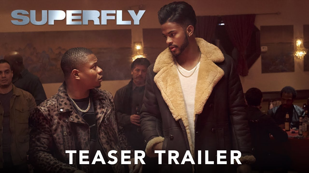 Download SUPERFLY - Official Teaser Trailer (HD)