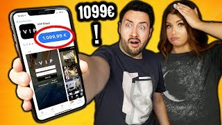 15 applications that are very expensive ! (1099€ is crazy)