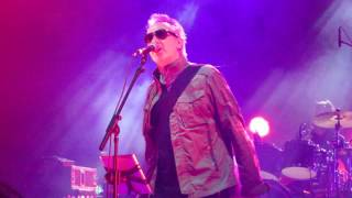 The Mission -  'Afterglow' -  O2 Academy, Bournemouth - 17th May 2017