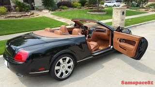 Download A Texan's 2008 Bentley Continental GTC Mp3 and Videos