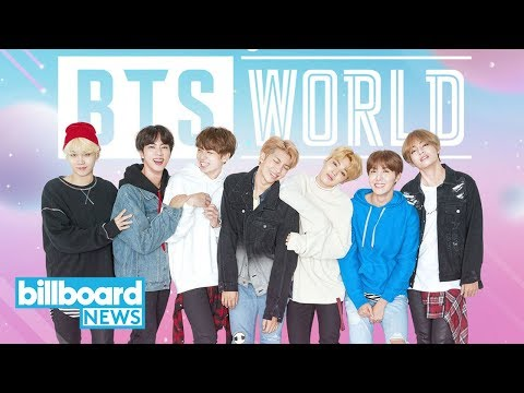 """BTS Team Up With Charli XCX On """"Dream Glow"""" For &39;BTS World&39; Soundtrack  Billboard News"""