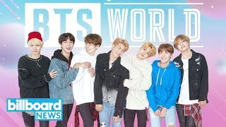 """Bts Team Up With Charli Xcx On """"dream Glow"""" For 'bts World' Soundtrack 