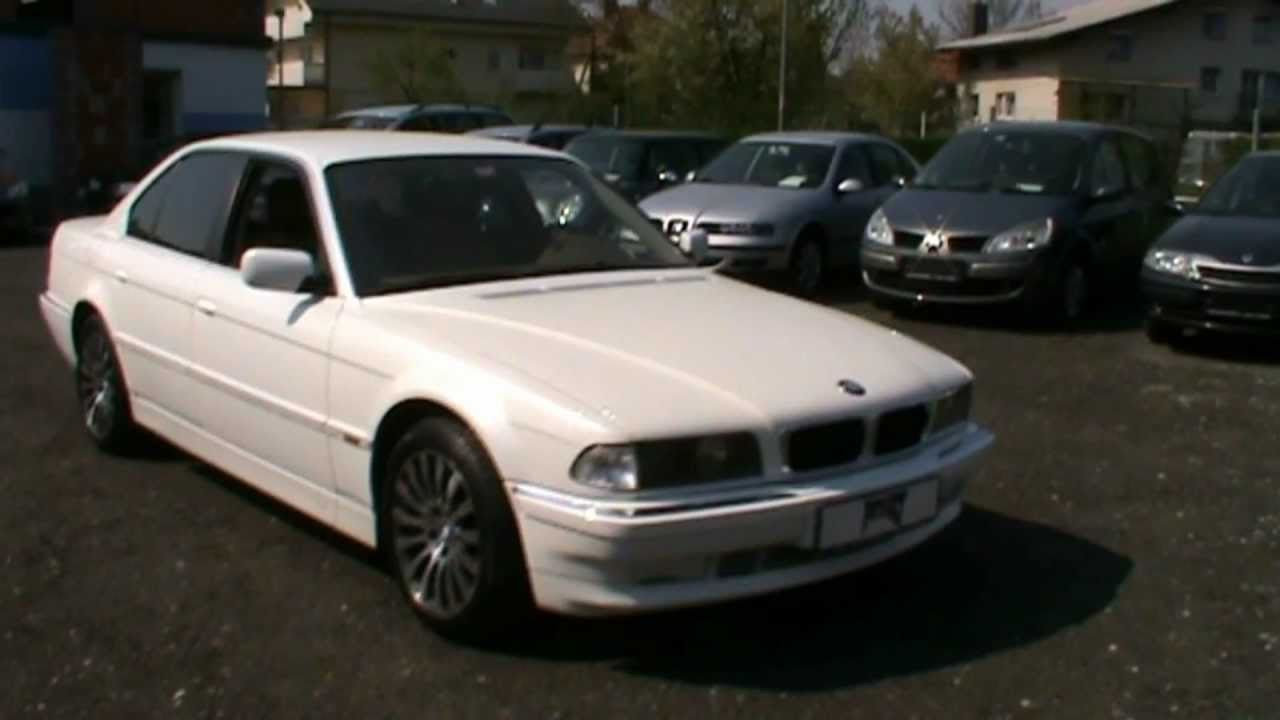 1997 bmw 728i review start up engine and in depth tour youtube. Black Bedroom Furniture Sets. Home Design Ideas