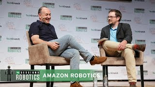 Robots at Amazon with Tye Brady (Amazon Robotics) thumbnail