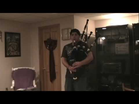 The Bagpipes - Balmoral
