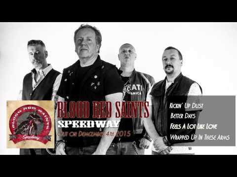 "Blood Red Saints ""Speedway"" Trailer (Official / Studio Album / 2015)"