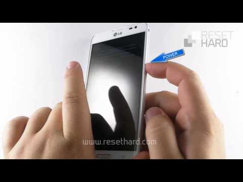 How To Hard Reset LG G Pro Lite D680