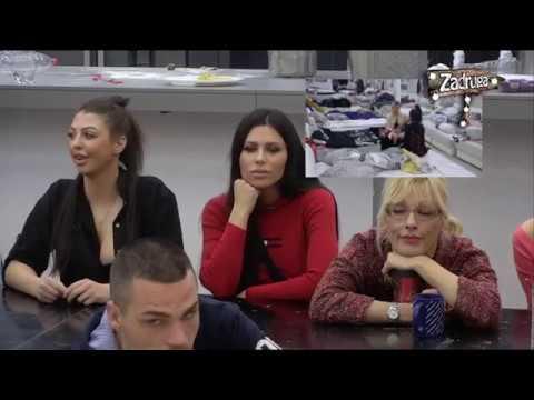 Zadruga 2 - Dorotea i Krunićka ogovarale Maju, 1. deo - 15.02.2019.