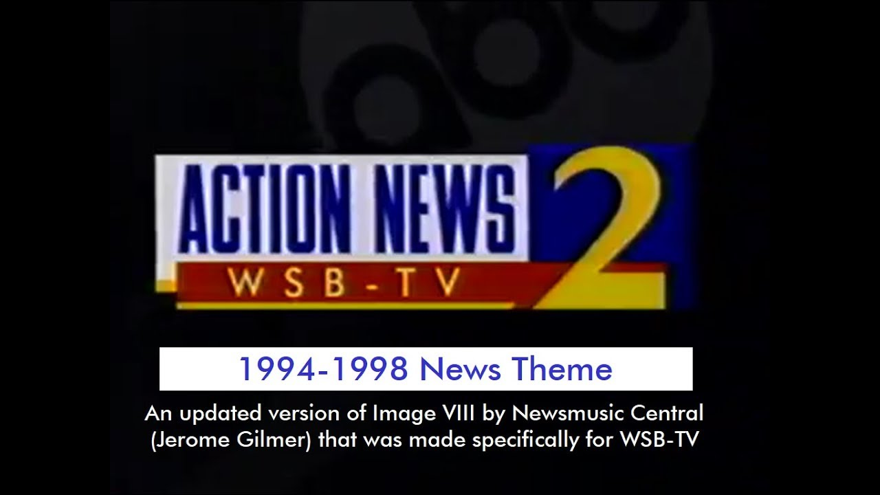 WSB-TV 1994-1998 News Theme