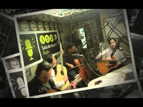 Diego Garcia Separate Lives (live on Sala de Espera radio show, June 2011)