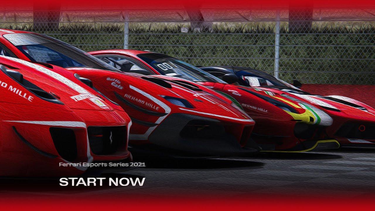 COME POTER DIVENTARE PILOTA ESPORTS FERRARI! - Ferrari Esports Series