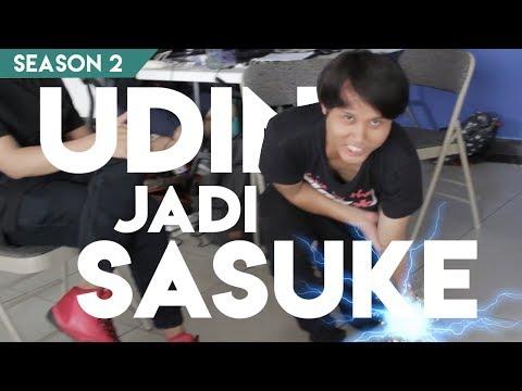 Menjadi Sasuke (Hipnotis Udin Part 2/3) - Kantor Layaria Episode 117