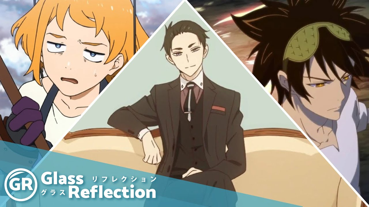 Top Anticipated Anime of Summer 2020 | Glass Reflection
