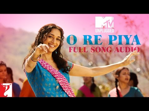 MTV Unplugged - O Re Piya | Rahat Fateh Ali Khan | Aaja Nachle