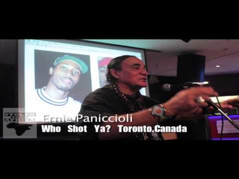 Ernie Paniccioli shares Classic stories about Raekwon and Ol Dirty Bastard