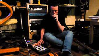 Adam John Williams - Say Goodbye (Live looping performance)