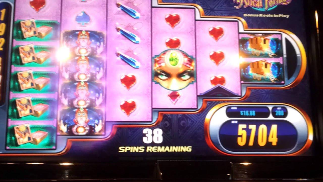 Mystical Fortunes Slot Machine