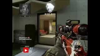 Evil Dust quickscoping on BO2