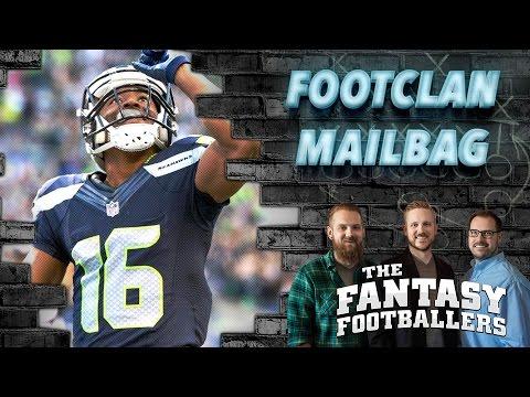 #Footclan Mailbag Show, News, & Podcast Awards - Ep. #218 - The Fantasy Footballers