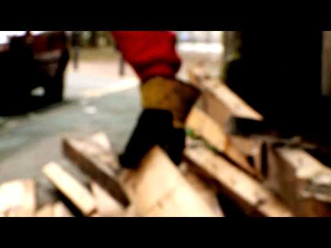 The Journey - Bristol Wood Recycling Project