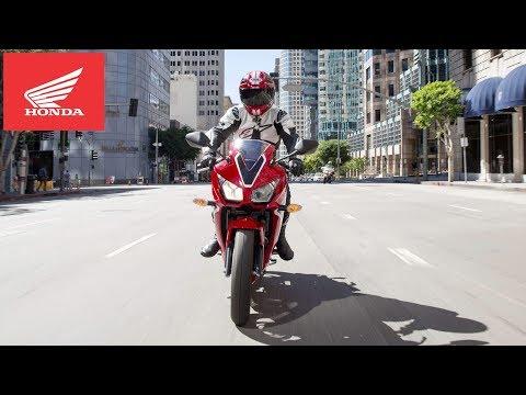 2020 Honda CBR300R Sport Motorcycle