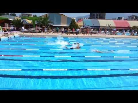 Tirana Delfina Sport - 4x100 Free