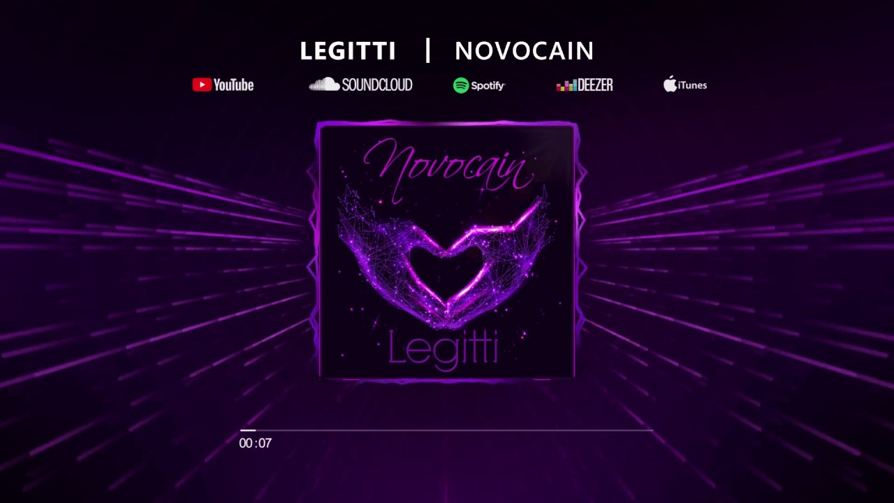 Legitti - Novocain (Official video)