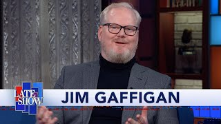 Jim Gaffigan Finally Attended His First Rodeo