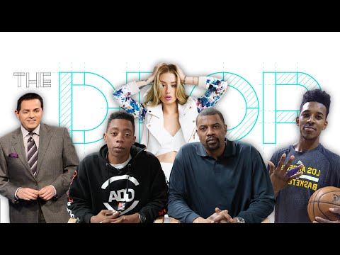 Iggy Azalea Talks Nick Young Cheating Video - AWKWARD from YouTube · Duration:  2 minutes 2 seconds