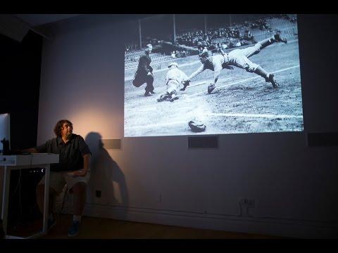 Brad Mangin - History of Baseball Photography - Photo & Beer Night