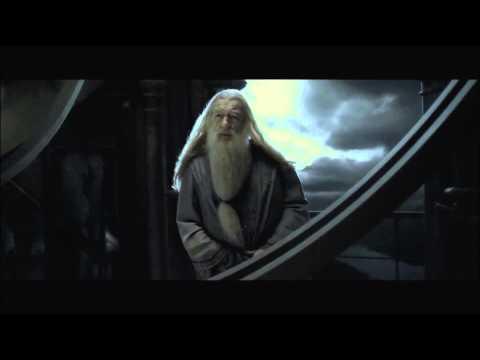 Harry Potter - The Death of Albus Dumbledore HD