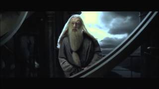 Harry Potter - The Death of Albus Dumbledore HD