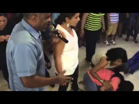 Visita Evangelista Carlos Pascual