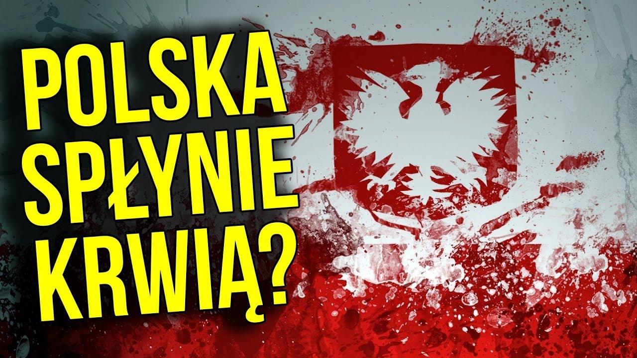 """Polskę Czeka ROZLEW KRWI i """"Bratnia Pomoc"""" z Unii Europejskiej  [ UE ] ?"""