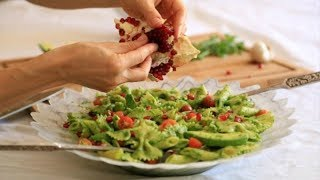 Arugula Pesto Recipe - Best Tasty Pesto Pasta Recipe - Heghineh.com