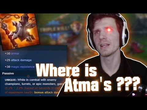 Hashinshin: Why Is Atma's Reckoning NOT IN THE GAME??