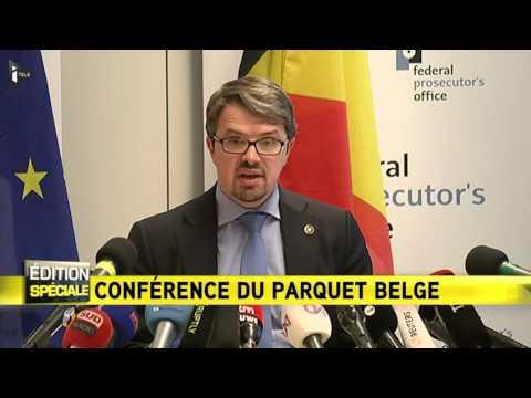 Attentats de Bruxelles : la conférence de presse du parquet fédéral