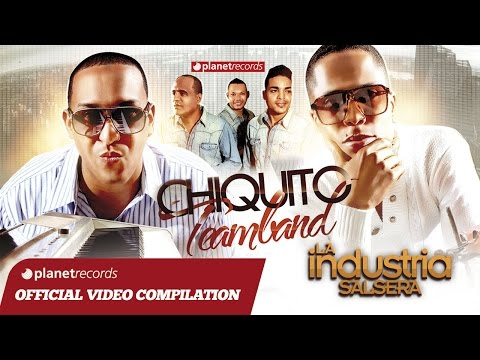 CHIQUITO TEAM BAND - La Industria Salsera (ALBUM COMPLETO) ► FULL STREAMING - VIDEO HIT MIX