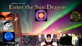 Enter the Sun Dragon: Comet Siding Spring @Mars X-Class Flare & Venus!