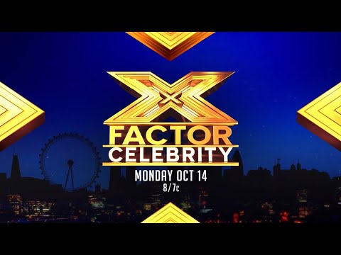 The X Factor UK: Celebrity | October 14th on AXS TV