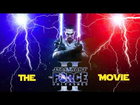 Star Wars: The Force Unleashed II (Game Movie)