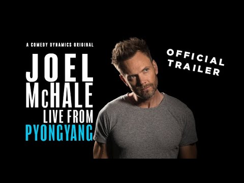 Joel McHale: Live From Pyongyang (Official Trailer)